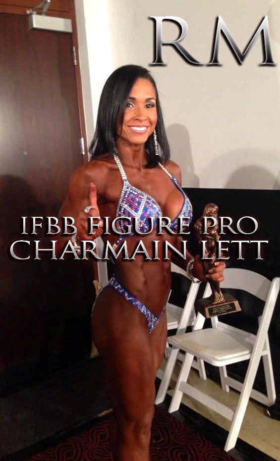 Charmaine Lett
