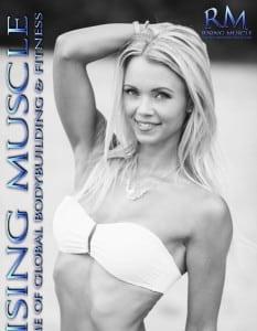 Bikini Competitor Carolina Kinnarinen