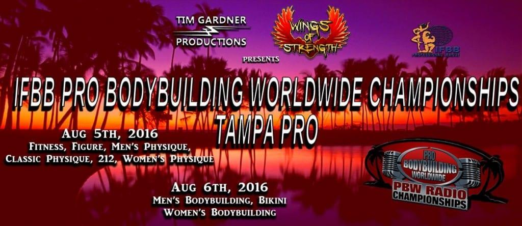IFBB 2016 Tampa
