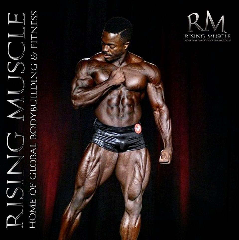 Interview: IFBB Classic Physique Pro: Terrence Ruffin! | Rising Muscle