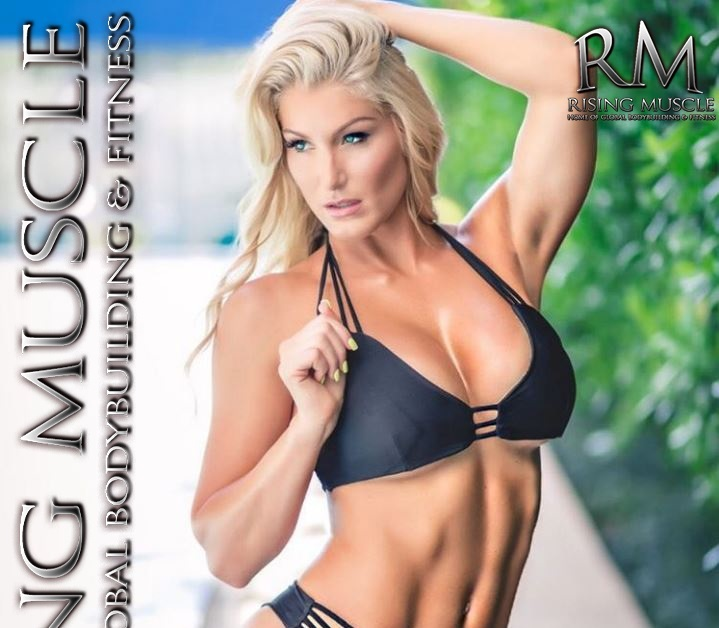 Bikini Competitor Ashley York!