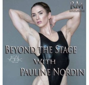 Beyond the stage with Nordin