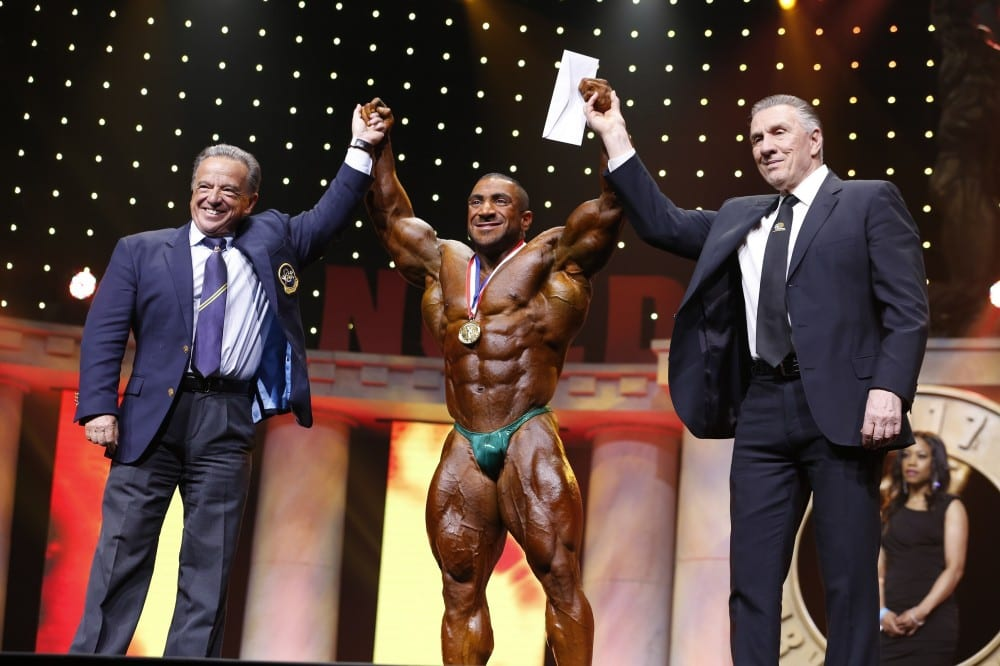2017 Arnold Classic Day 1: Results & Prize Money - Rising Muscle
