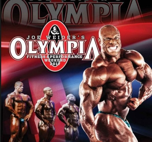 Final List Of 2017 Mr Olympia Competitors Rising Muscle
