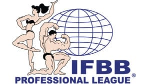 Logo IFBB Professional