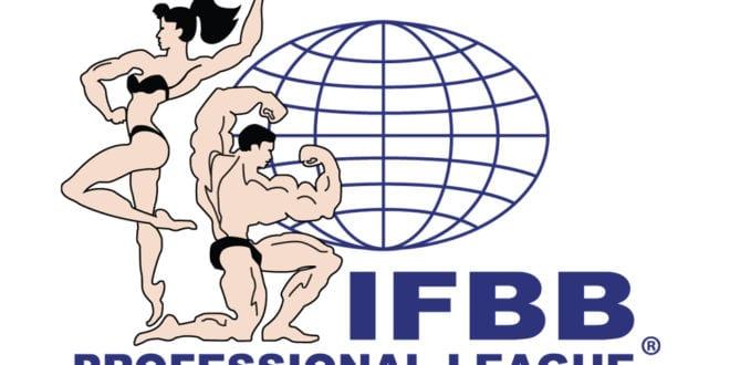IFBB Pro League Calender 2018