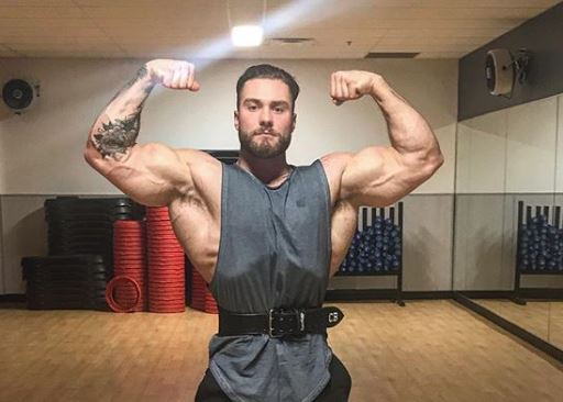 Chris Bumstead Will Only Do One Show In 2018 Rising Muscle