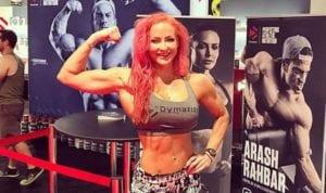 Erin Stern Join IFBB