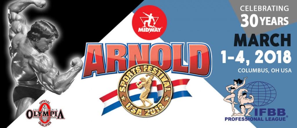 2018 Arnold Classic USA