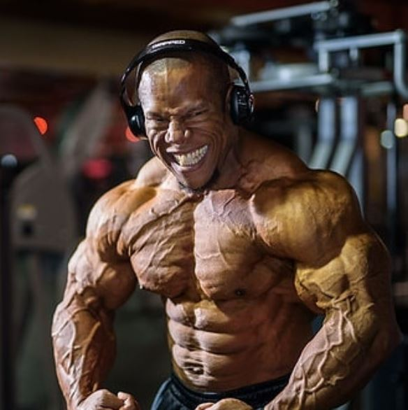 Dave Henry Rising Muscle