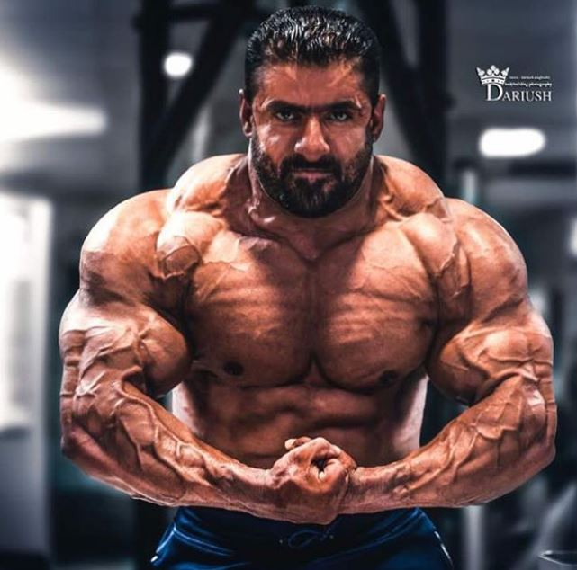 Hadi Chopan Rising Muscle