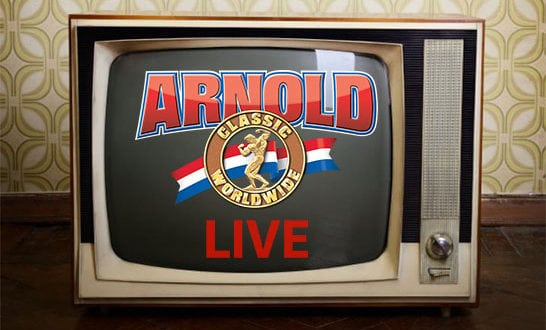 WATCH: Arnold Classic Australia 2018 LIVE STREAM