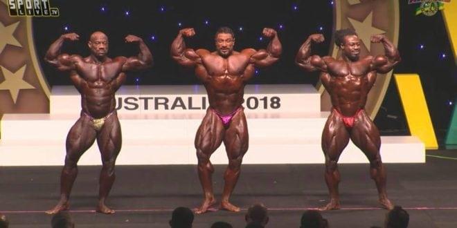 Arnold Classic Australia 2018 Gallery