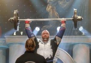 Winner Hafthor Bjornsson