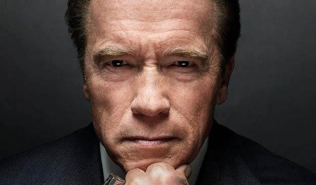 Mr. Schwarzenegger