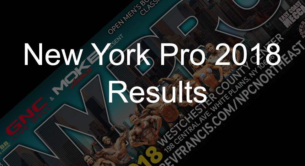 WESTCHESTER RESULTS 20128
