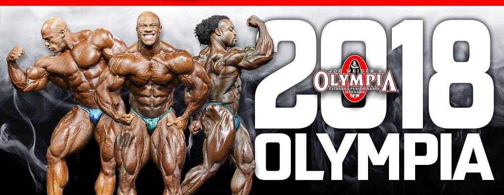 2018 olympia muscular men