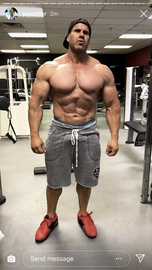 4 Time Mr. Olympia Jay Cutler Turns 45