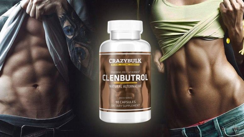 muscle supplement clenbutrol