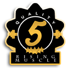 rising muscle quality seal